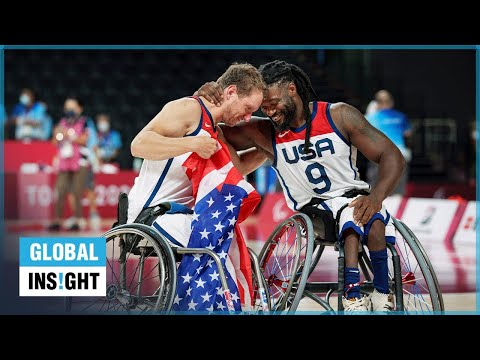 Promoting Sports for All: 2x Paralympic gold medalist and sports rights activist