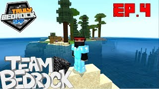 Truly Bedrock EP 4 Settin up for a Witch Farm and More Pranks Minecraft 1.9