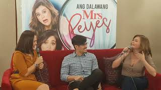 Judy Ann Santos at Angelica Panganiban mas masasaktan kung ipagpalit sa babae kaysa sa lalaki