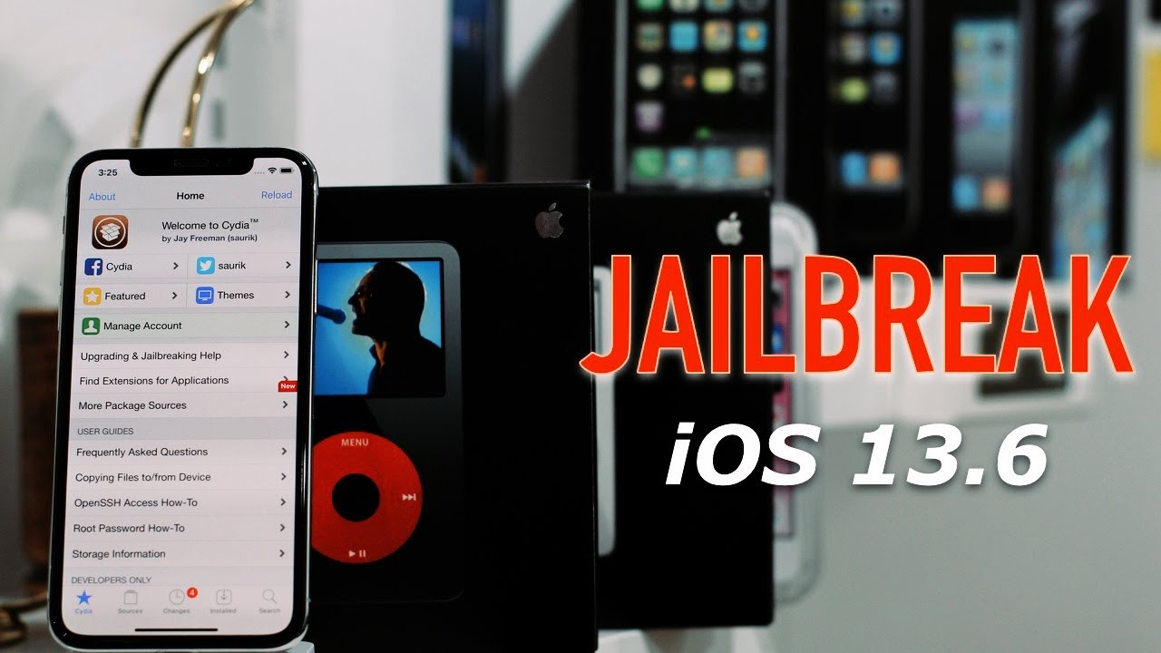Jailbreak iOS 13.6 / iPadOS 13.6 Using Checkra1n - How-To Tutorial ...