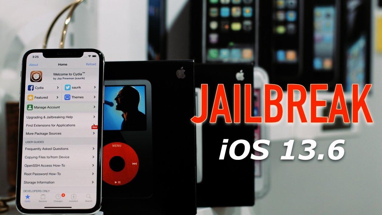 Jailbreak iOS 13.6 / iPadOS 13.6 Using Checkra1n - How-To Tutorial ...