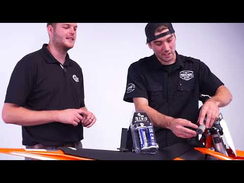 How-To Install ODI Lock-On Grips // AJAX Motorsports Tech Tips
