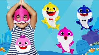 Baby Shark | Kids Songs and Nursery Rhymes by Kris and Kira Family Show