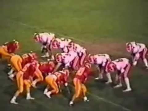 Oakdale vs East Union  Oct 28, 1988