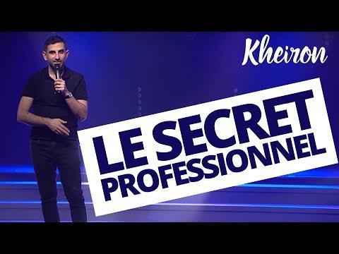 Le secret professionnel - 60 minutes avec Kheiron