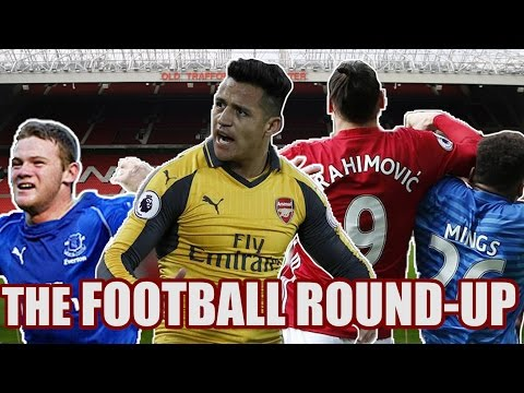 Sanchez To Quit Arsenal? | THE FOOTBALL ROUND-UP #3