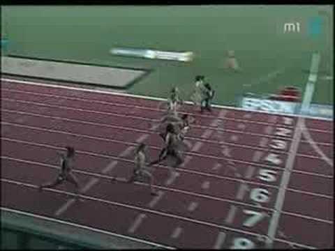 Verena Sailer 100m Sprint U23 EM Debrecen - Bayern TOP Kader