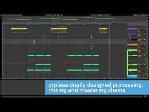 Grey Style Future Pop Ableton Template