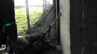 На расстрел в снайпера в Сирии гражданской войны RPG уволили как раз перед