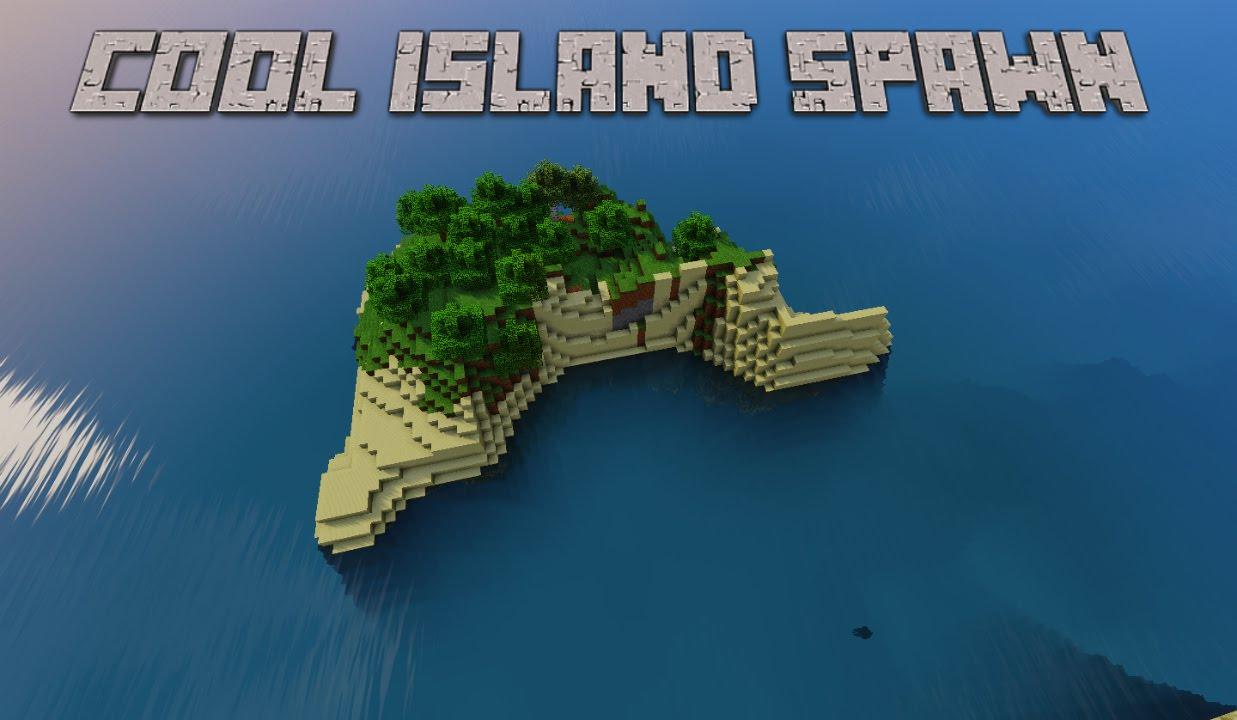 Minecraft    Survival Island