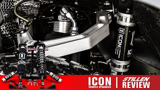 homepage tile video photo for STILLEN® REVIEW: ICON Vehicle Dynamics | Truck Suspension