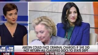 BREAKING!! Huma Abedin Facing FBI Criminal Charges