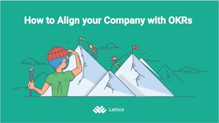 How to Align y๐ur Company with OKRs