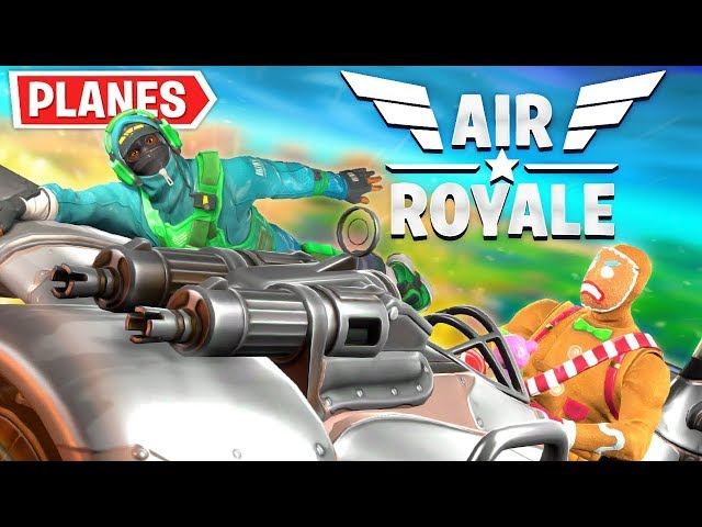 THE BEST PILOTS IN FORTNITE! Ft. LazarBeam