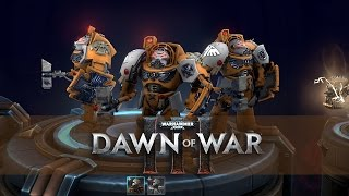 Dawn of War 3 - First Multiplayer Cooperative Gameplay!