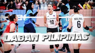 PHILIPPINES VS INDONESIA VOLLEYBALL HIGHLIGHTS | WOMEN'S VOLLEYBALL | SEA GAMES 2019