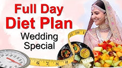 Full Day Diet Plan for Weight Loss | Wedding Diet Plan | Hindi