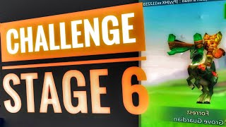 Lords Mobile - Grove Guardian Limited Challenge Stage 6