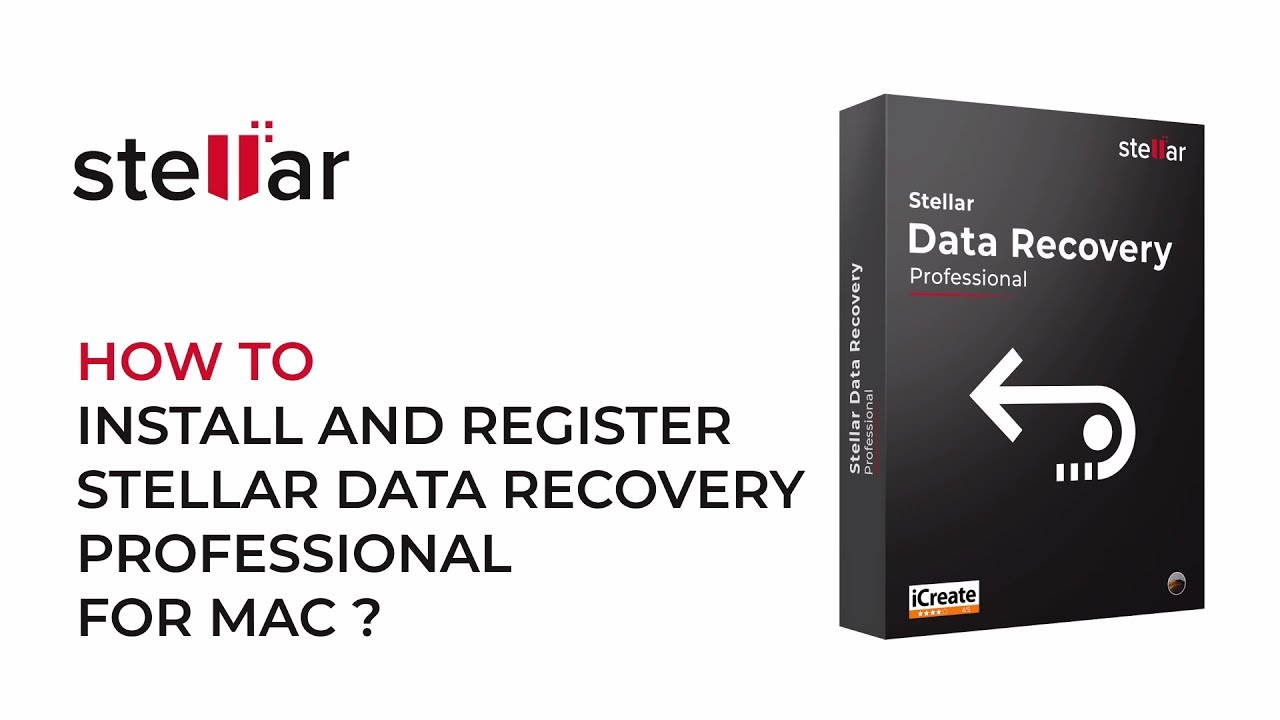 Stellar Data Recovery Professional   With Crack ...