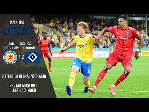 Scholles Blitzfazit zum Spiel   Eintracht Braunschweig 1:2 HSV   Saison 21/22   #024