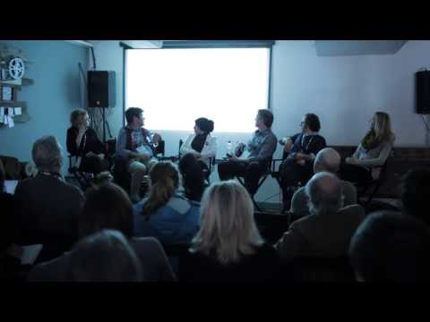 2014 Sundance Film Festival:  Make Your Voice Heard Panel