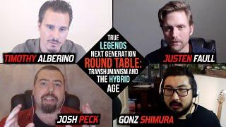 Age of the Hybrids: Timothy Alberino, Justen Faull, Josh Peck, Gonz Shimura!