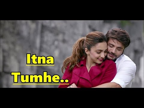Itna Tumhe Lyrics Translation - Yaseer Desai & Shashaa Tirupati -  Abbas-Mustan - MACHINE -Hindi Song