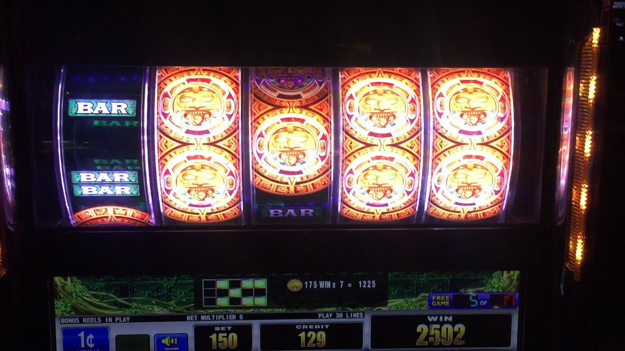 Inca Slot Machine