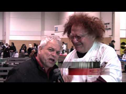 Soupalicious / Peter Gross 680 News / Marty Galin / Toronto 2011