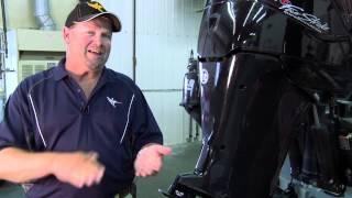 how to install humminbird transducers on aluminum boats