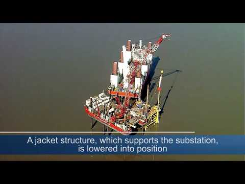 Centrica - The Construction of a Typical Offshore Wind Turbine