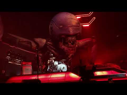 Muse - Metal Medley - American Airlines Center, Dallas, TX, 2/24/19