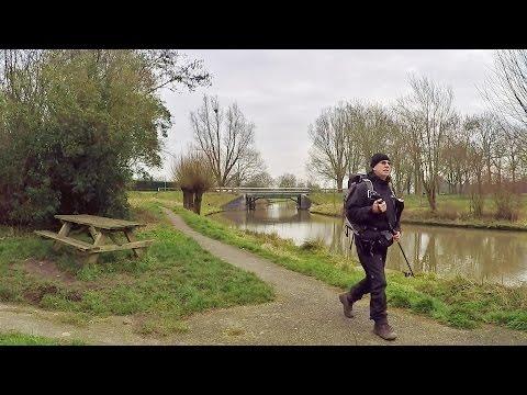 Walkin' Holland - from Leersum to the river Kromme Rijn [Feb. 18, 2016]