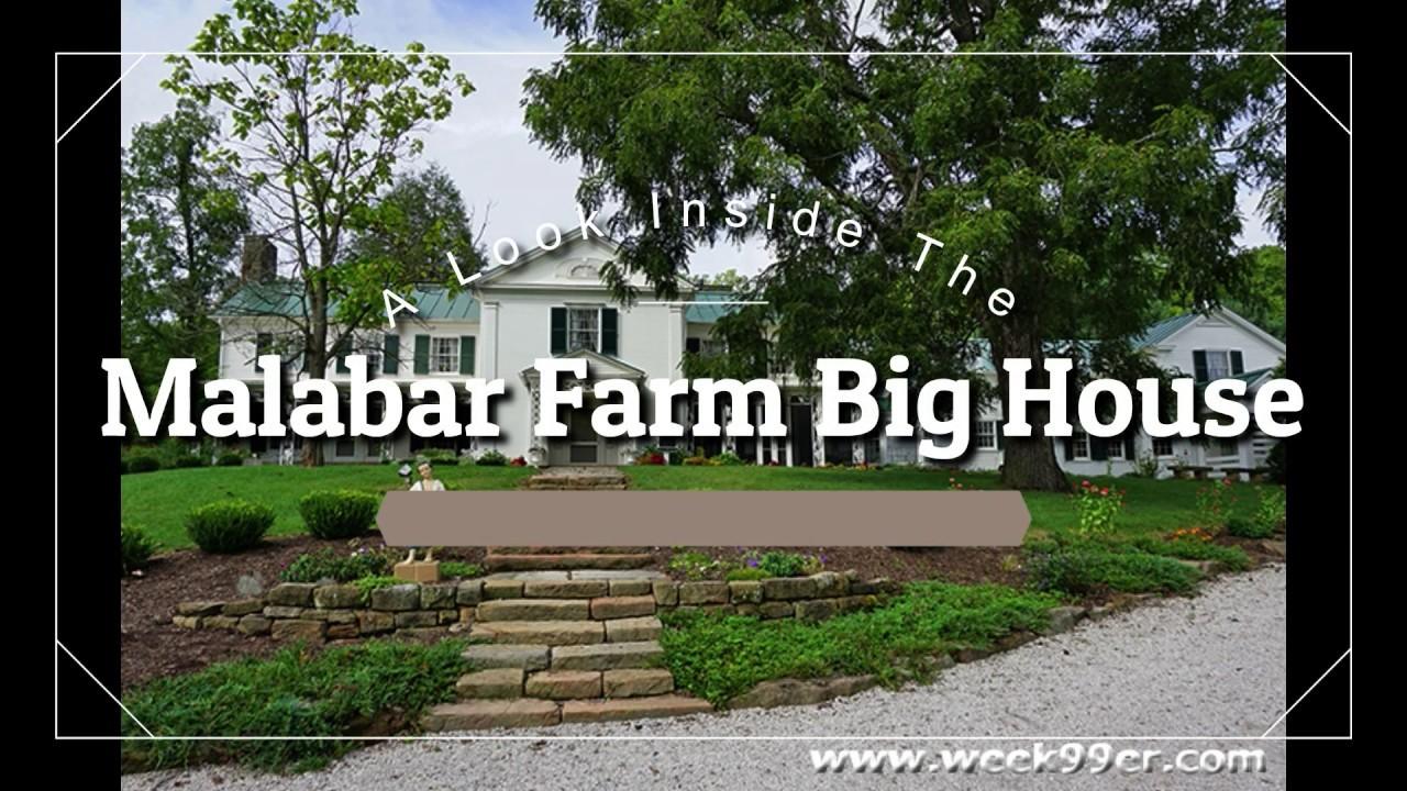 A Look Inside The Malabar Farm House Travelblogger Ohio
