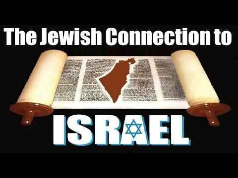 THE JEWISH CONNECTION TO ISRAEL (one for Jerusalem Torah BDS PLO Gaza Palestine Shabbat Jews Judaism