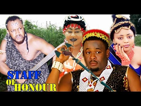Staff Of Honour  Season 1 |New |2019 Latest Nigerian Nollywood Movie thumbnail