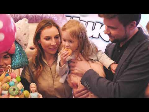День рождения девочки с куклами Лол