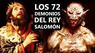 Los 72 Demonios Capturados Por El Rey Salomón - El Ars Goetia