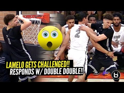 LaMelo Ball GETS