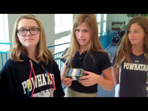 9/25/2012 Upper School Science  (Powhatan School)