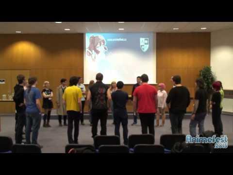 AF15 - Stage movement and acting workshop