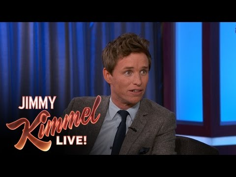 Thumbnail: Eddie Redmayne on Meeting Celebrities