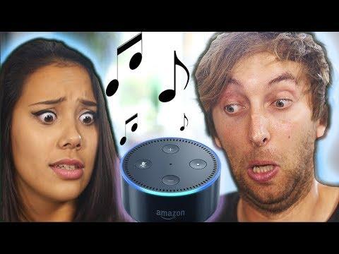 LEXA - Das neue Amazon Echo🎧 ! ! !