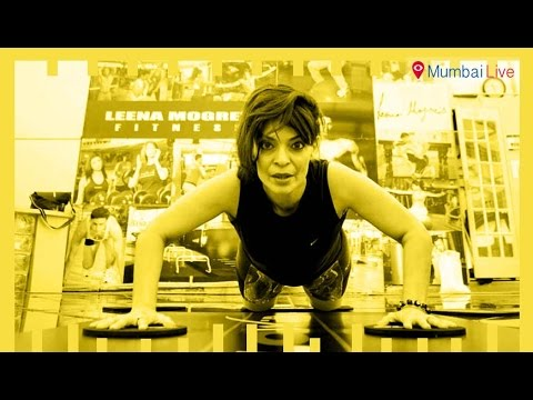 Health as your lifestyle- the Leena Mogre fitness mantra | Mumbai Live