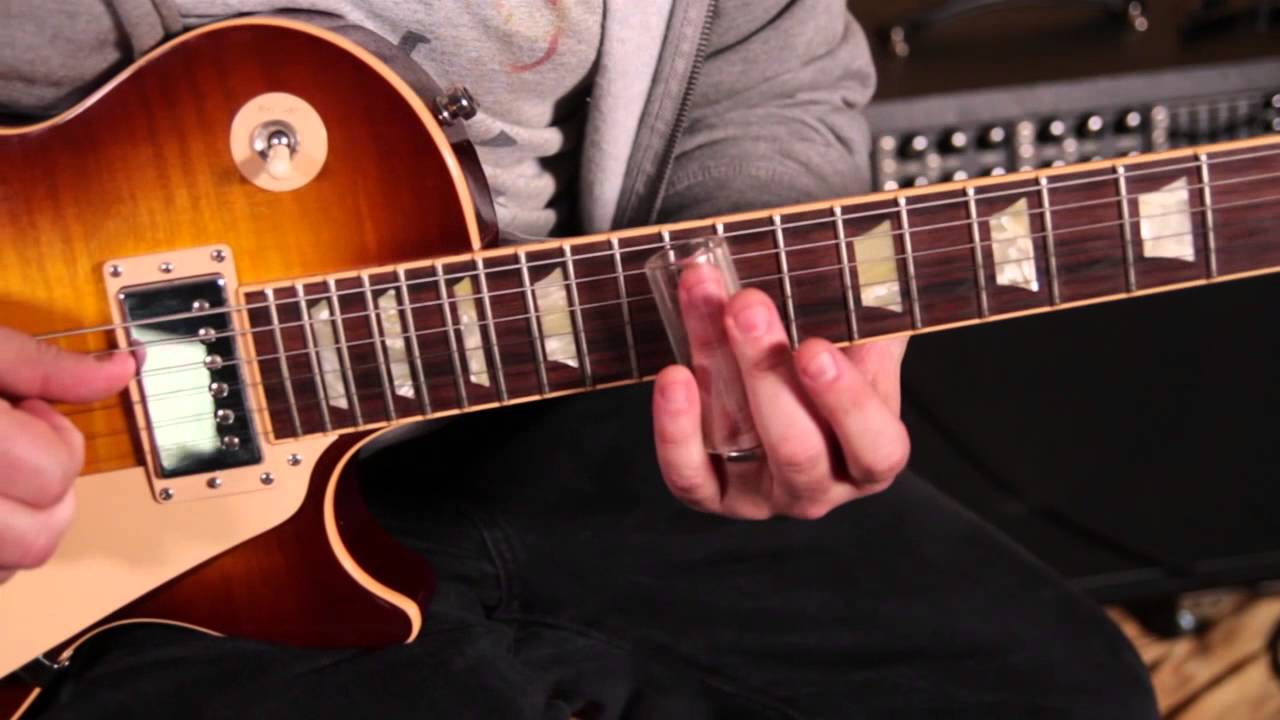 Joe Walsh Inspired Guitar Lesson Rocky Mountain Way Style Blues