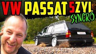ER KANN'S NOCH! - VW Passat 32B 5ZYL Syncro - Nach 11 Jahren wieder auf der Straße!