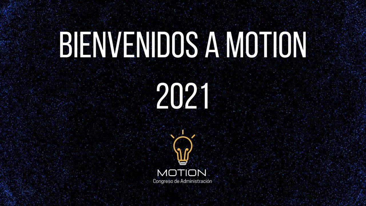 MOTION 21   INAUGURACIÓN