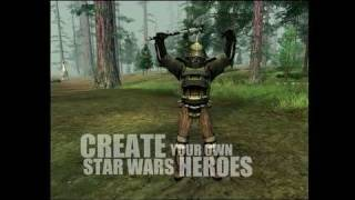 Star Wars Galaxies: Jump to Lightspeed PC Trailer - E3