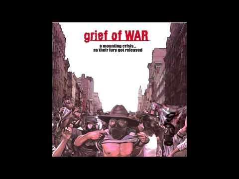 Grief Of War-A Mounting Crisis... As Their 02.- Rate Race