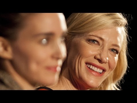 Cate Blanchett & Rooney Mara talk Carol - Variety Screening Series